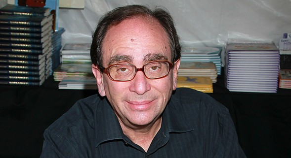 R.L. Stine - DAVID LIVINGSTON/GETTY