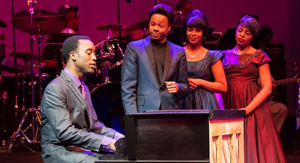 Black Ensemble Theater's The Marvin Gaye Story - DANNY NICHOLAS