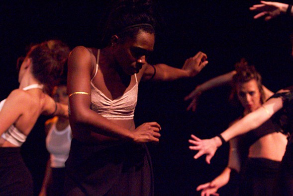 Zoetic Dance Ensemble at last year's Going Dutch Festival - ROBERTO MARTINEZ