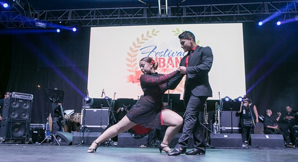 Traditional Cuban dancing is part of this weekend's Festival Cubano. - COURTESY OF FESTIVAL CUBANO