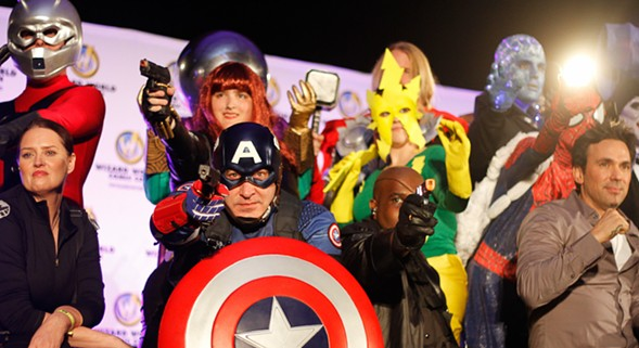 Get cosplay ready for Wizard World Comic Con this weekend. - SYDNEY VINSON PHOTOGRAPHY
