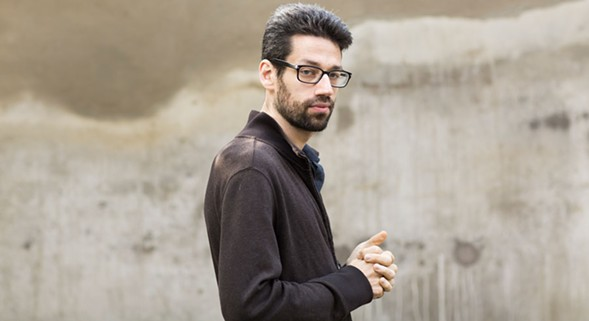 Jonathan Biss performs at Ravinia Festival on Mon 8/22. - BENJAMIN EALOVEGA