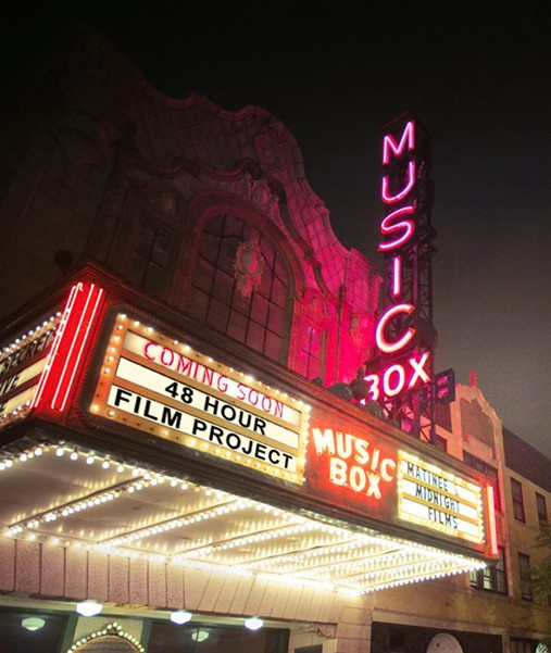 The 2016 Chicago 48 Hour Film Project - COURTESY MUSIC BOX