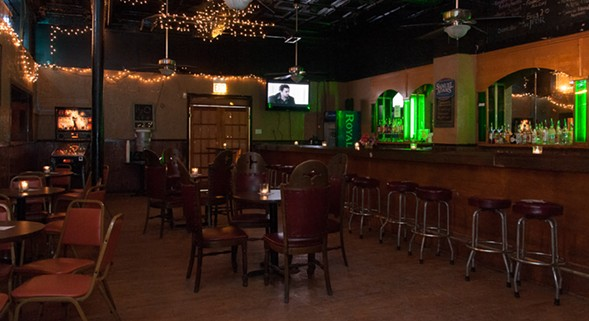 Crown Liquors will be filled with slow jams on Sat 9/24. - ROSARIO ZAVALA