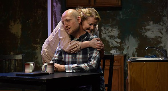 The Side Project's Dead Children, at Chicago Dramatists - COURTESY THE SIDE PROJECT THEATRE COMPANY