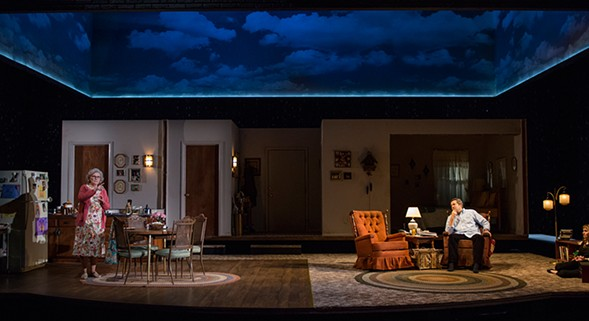 Steppenwolf's Visiting Edna, directed by Anna D. Shapiro - MICHAEL BROSILOW