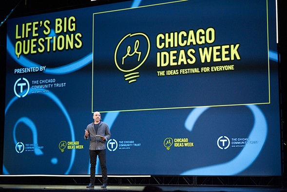 Brad Keywell - COURTESY CHICAGO IDEAS