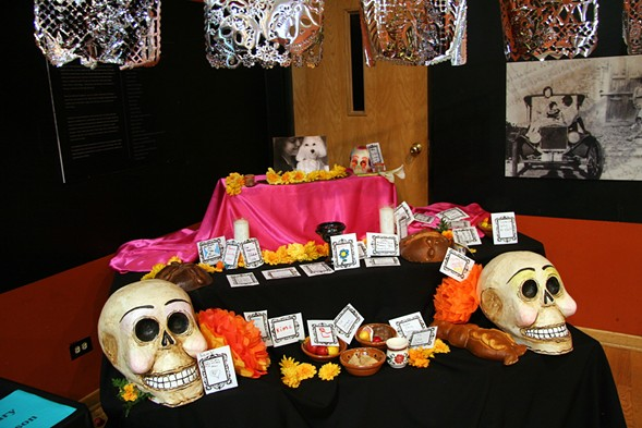 Day of the Dead Chicago - MARIA CAMPOS-VERA