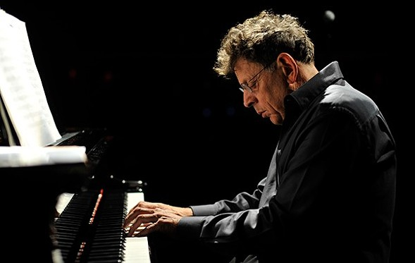 Composer Philip Glass - FERNANDO ACEVES