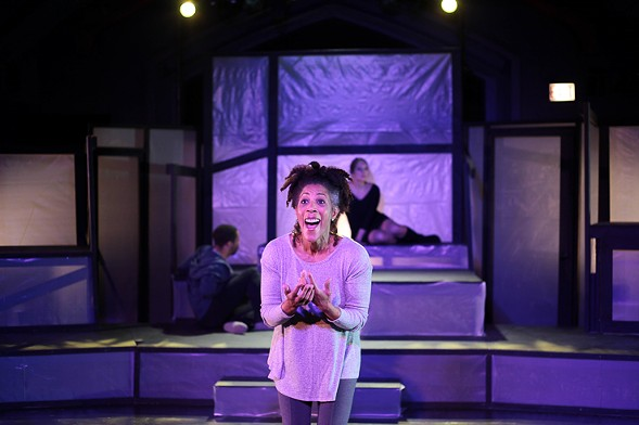 Halcyon Theatre's Dirty Butterfly - EMILY WILSON