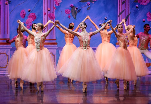 The Moscow Ballet brings its traditional Russian version of The Nutcracker to the Rosemont Theater. - SUN-TIMES MEDIA