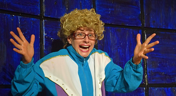 Home for Hanukkah With Bubbe - COURTESY COMEDYSPORTZ THEATRE