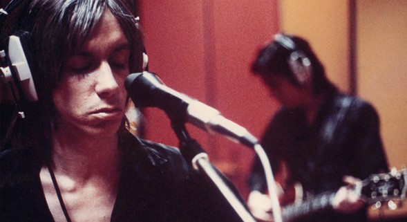 Jim Jarmusch's documentary about Iggy Pop and the Stooges screens at Logan Theatre on Fri 12/16.