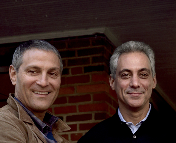 What Ari Emanuel's unabashed volatility in Hollywood says about Rahm Emanuel's public-image problem in Chicago – Chicago Reader