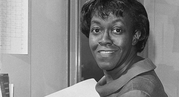 Curbside Splendor celebrates the work of Gwendolyn Brooks at the Revise the Psalm release party on Sat 1/7. - AP