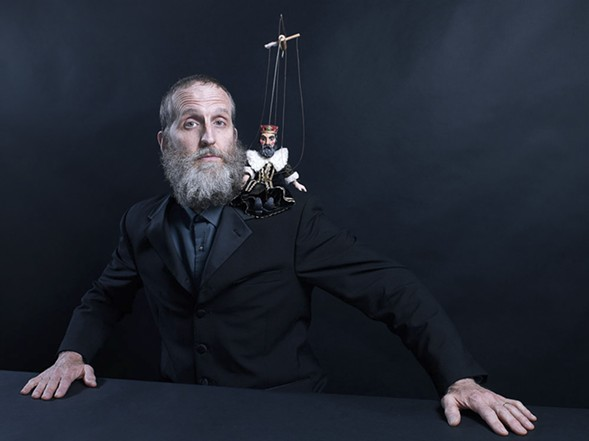 Blair Thomas - COURTESY CHICAGO INTERNATIONAL PUPPET THEATER FESTIVAL