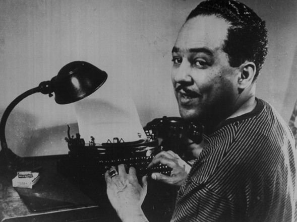 City Winery hosts a celebration of author and activist Langston Hughes on what would have been his 115th birthday. - SUN-TIMES PRINT COLLECTION