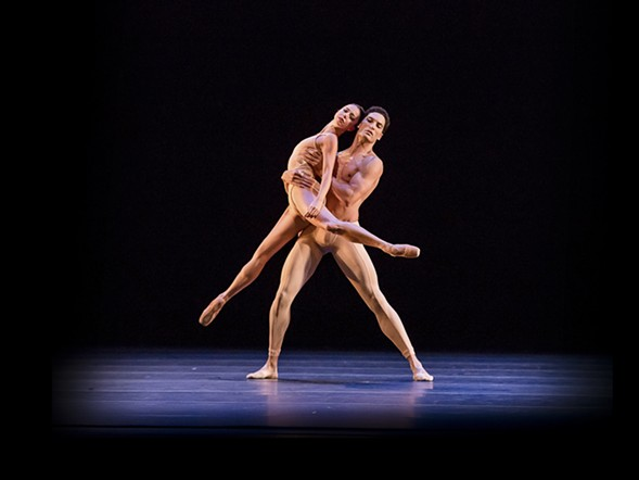 Joffrey Ballet brings three contemporary works to the stage with Game Changers. - CHERYL MANN
