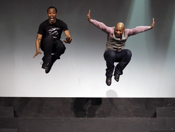 Black Ensemble's My Brother's Keeper: The Story of the Nicholas Brothers - KEVIN TANAKA