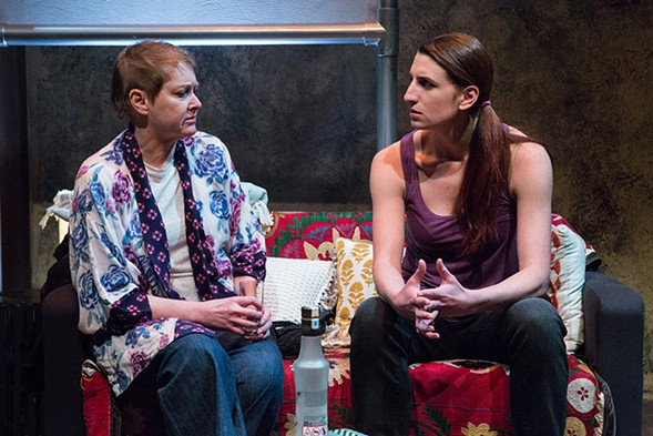 The Gift Theatre's Unseen - CLAIRE DEMOS