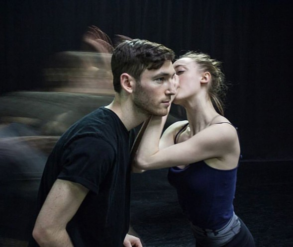 Visceral Dance Chicago performs The Dream on Sun 3/5. - COURTESY OF VISCERAL DANCE CHICAGO