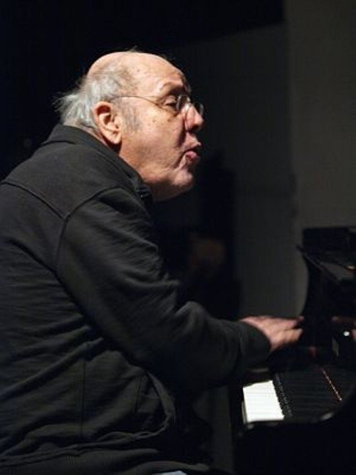 Misha Mengelberg in 2008 - PETER GANNUSHKIN / DOWNTOWNMUSIC.NET