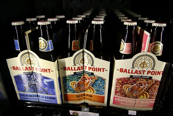 Dislike Paul Ryan? Drink this beer. (But only this Wednesday night.) - JUSTIN SULLIVAN/GETTY IMAGES