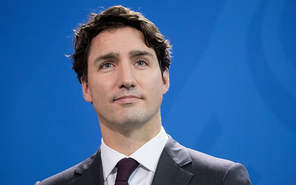 """""""I think Justin needs to stop fucking around and legalize weed already, like he promised."""" - AFP / GETTY IMAGES"""