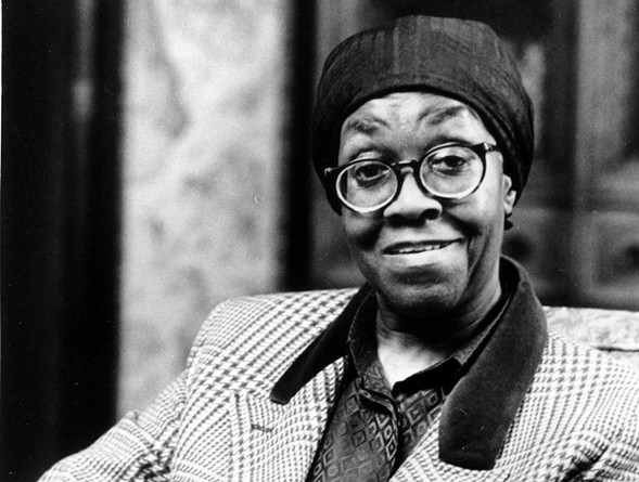 Centennial Brooks celebrates the 100th birthday of poet Gwendolyn Brooks. - ASSOCIATED PRESS