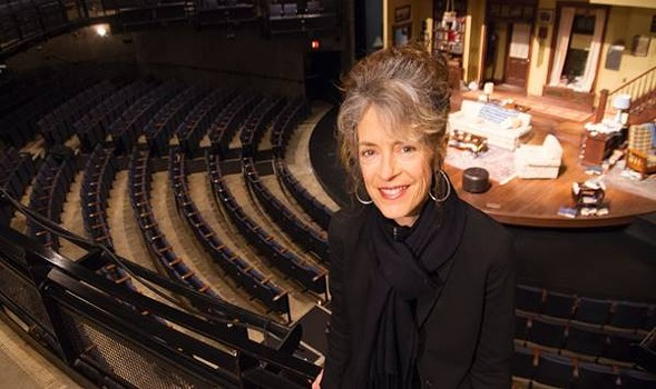 Martha Lavey - STEPPENWOLF THEATRE