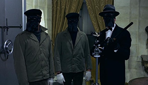 Le Cercle Rouge (1970) screens in the Film Center's Melville retrospective on June 3 and June 8.