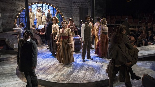 Griffin Theatre Company's Ragtime - MICHAEL BROSILOW