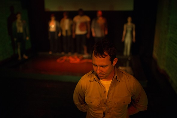 Saltbox Theatre Collective's In the Soundless Awe - AARON BEAN CINEMA