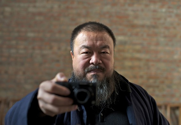 The Ai Weiwei documentary Never Sorry screens on Thursday 7/6