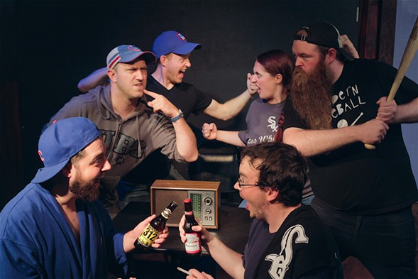 The Cubs Show: Next Year Is Here . . . But Last Year, at Public House Theatre - BYRON HATFIELD