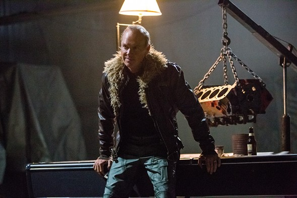 Michael Keaton as the Vulture