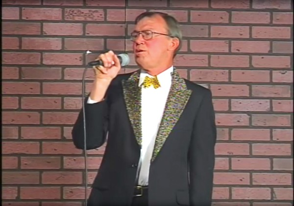 Celebrity impressionist James Quall made frequent appearances on Awesome Show.