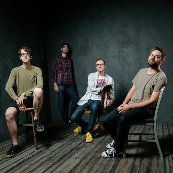 Cloud Nothings turn down the heat on the new Life Without Sound