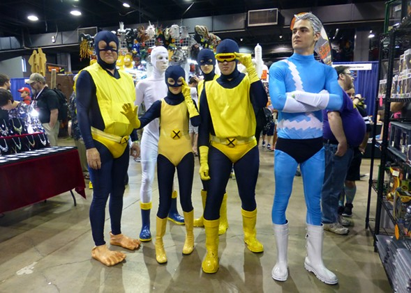 Wizard World Comic Con celebrates all things sci-fi and fantasy from Thursday 8/24-Sunday 8/27. - GABBOT