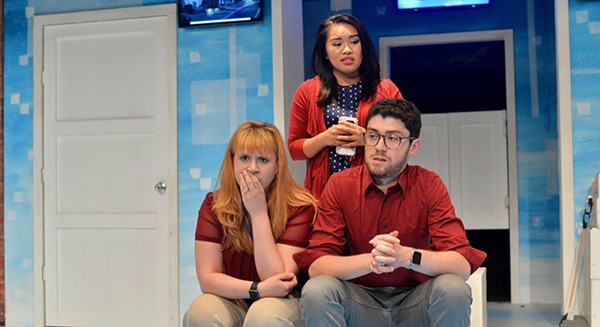 The Cuckoo's Theater Project's Distracted - JILLIAN LEFF