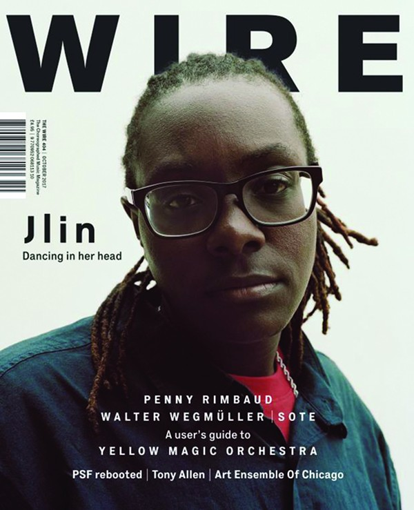 The cover of the October issue of the Wire