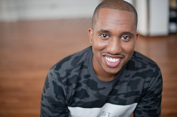 Chris Redd, who was recently cast on Saturday Night Live, comes to the Paper Machete for a special performance Saturday 10/21. - VIA IMDB