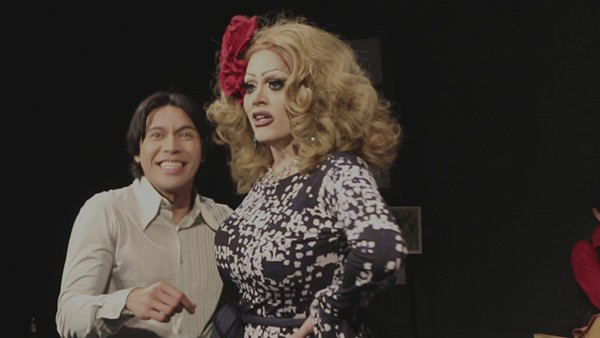 Upstairs: The Musical - COURTESY PRIDE FILMS AND PLAYS
