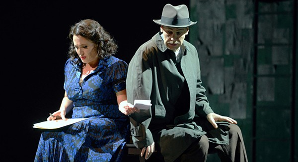 Chicago Opera Theater's The Consul - KEITH IAN POLAKOFF