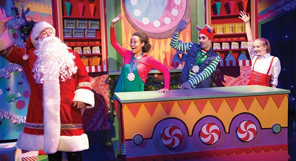 'Twas the Night Before Christmas - EMERALD CITY THEATRE