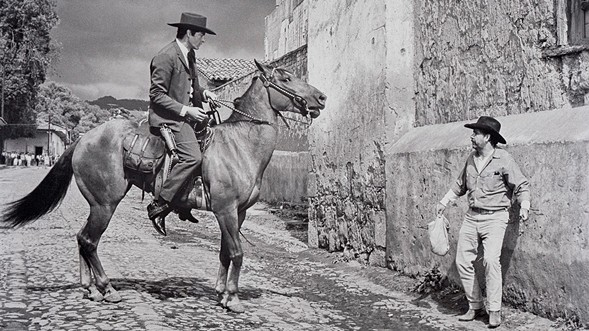 The Film Center will present Arturo Ripstein's Time to Die at the Instituto Cervantes on Monday.