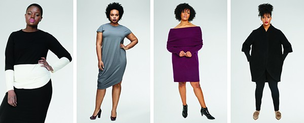 Universal Standard makes clothes that are flattering and elegant, but most importantly, in sizes that have been traditionally ignored by most designers. - SHANE LAVANCHER