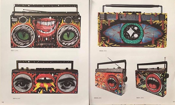Pages from Mac Blackout's Madman's Eye