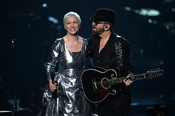 The Eurythmics in 2014 - KEVIN WINTER