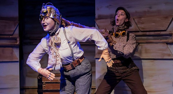 E.D.G.E. Theatre's Steampunk Christmas Carol - INDIE GRANT PRODUCTIONS